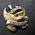 Eagle Pendant for Motor Biker - TP43